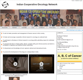 ICON Trust - Oncology India