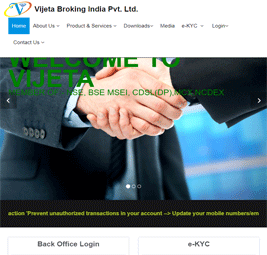 Vijeta Broking Pvt. Ltd.